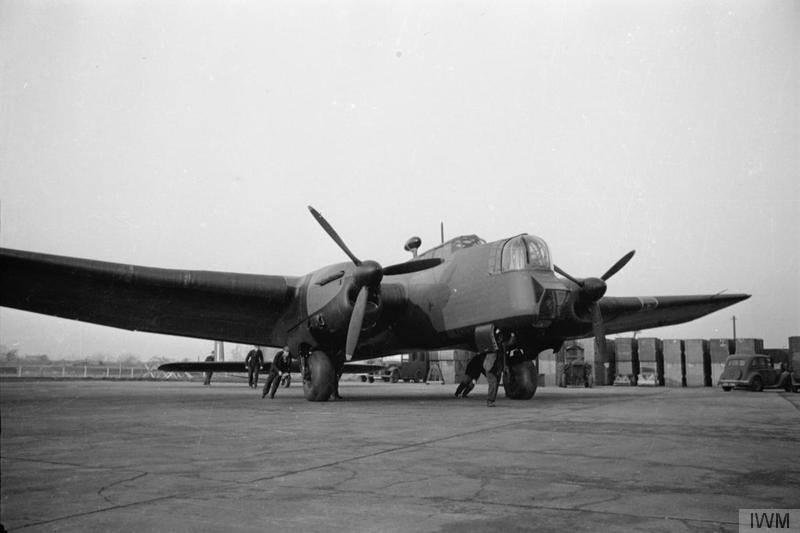 Baginton aerodrome