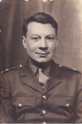 Captain Colin Moss 1943