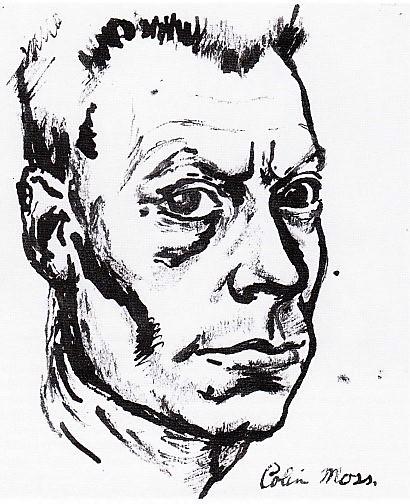 Art News & Review Colin Moss 1956